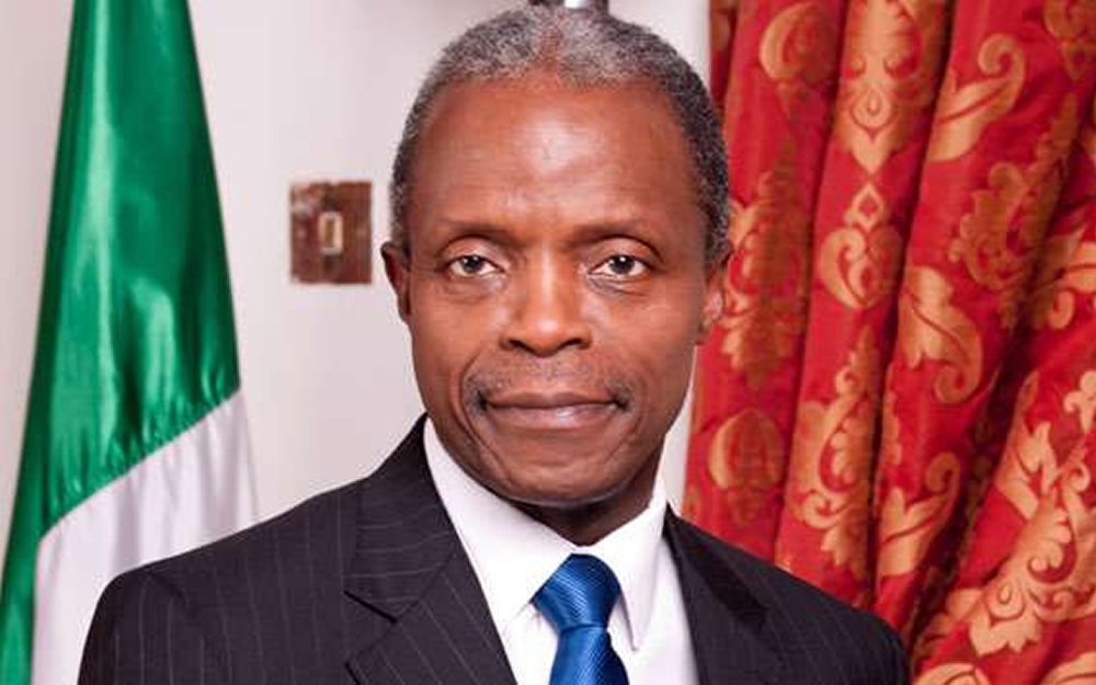 Osinbajo inaugurates donors' partnership forum for SDGs - Daily Trust