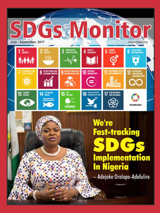 SDGs Monitor (Jul - Sep, 2017)