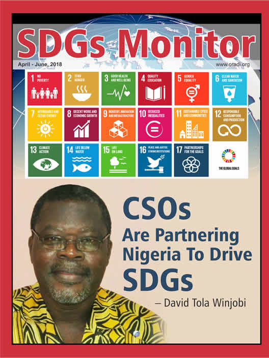 SDGs Monitor (Apr - Jun, 2018)